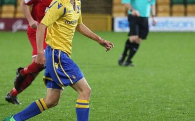 Bloaters Sign Norwich United Duo On Loan