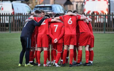 Battling Bloaters Bow Out Of Senior Cup